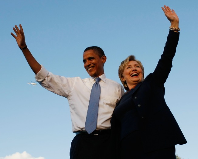 Obama-Clinton Soap Opera Takes New Turn