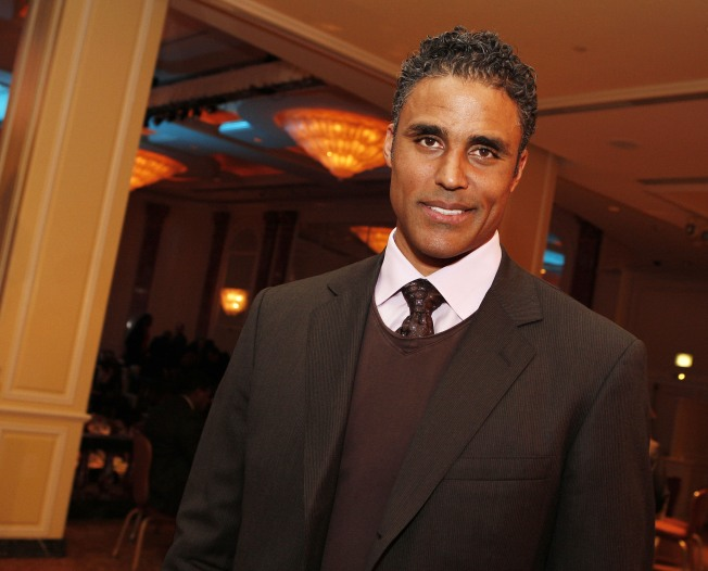 Rick Fox Now Lives At Melrose Place