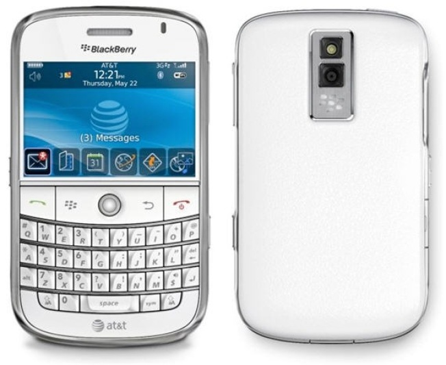 White Hot Blackberry