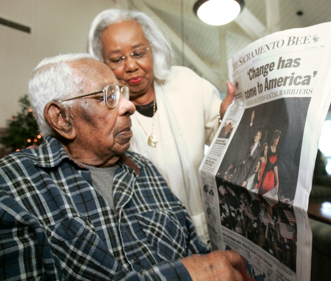 Nation's Oldest Man Dies in Sacramento at 112