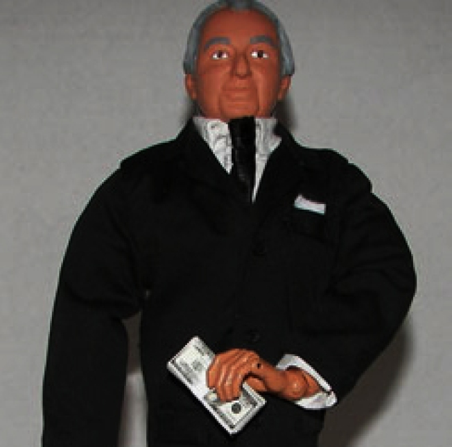 Get Your Bernie Madoff Action Figure While Supplies Last