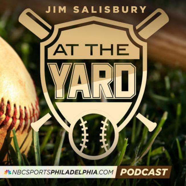 At the Yard With Scott Kingery - On Comparisons to Chase Utley