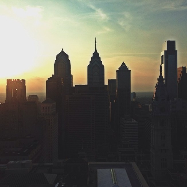 Philadelphia - a City on the Rise