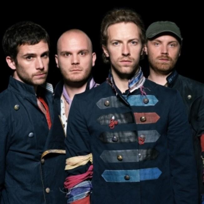 Coldplay Tops iTunes 2008 Album Charts