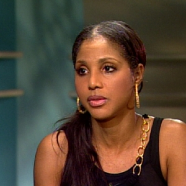 Toni Braxton Says She Had Benign Tumor Removed