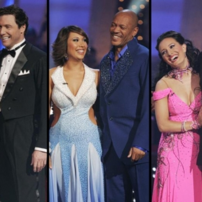 Another Celebrity Male Gets Booted From The 'Dancing' Ballroom