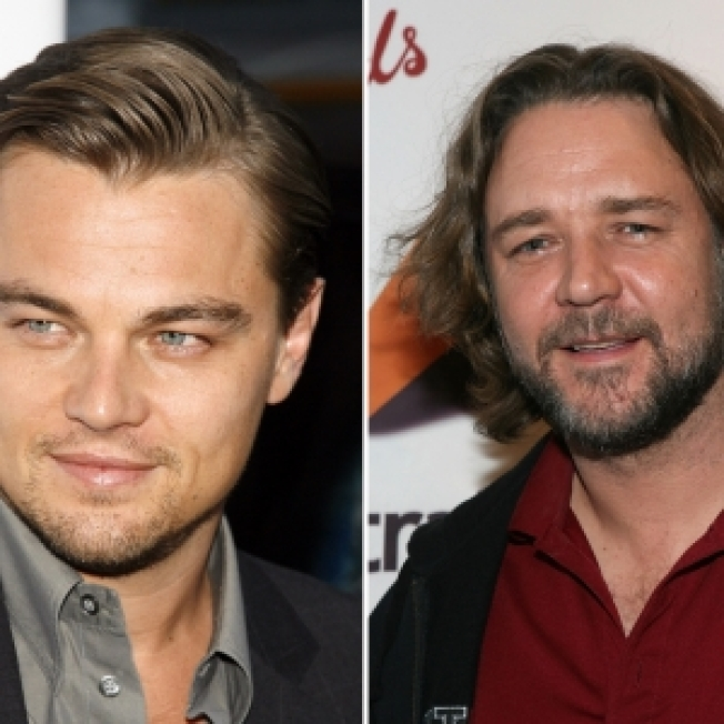 SEND IN YOUR QUESTIONS: Leonardo DiCaprio & Russell Crowe