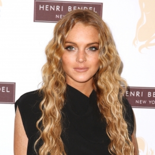 Lindsay Lohan Wants Fans To Get Out The Vote
