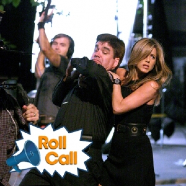 ROLL CALL:  Aniston To Make Second '30 Rock' Appearance?