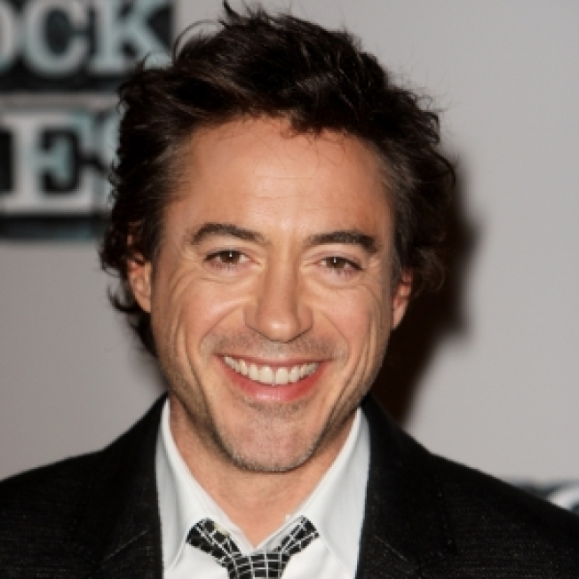 "Robert Downey Jr. Signs On For More ""Iron Man"""