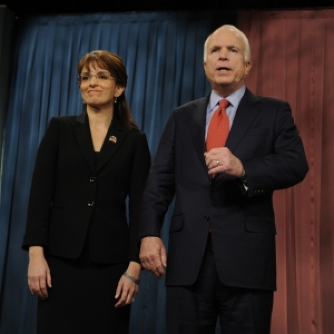 McCain, Fey Poke Fun At Campaign On 'Saturday Night Live'