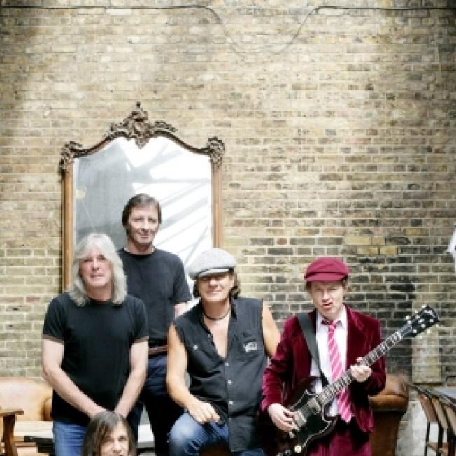 It's Still 'Rock N Roll' to AC/DC!