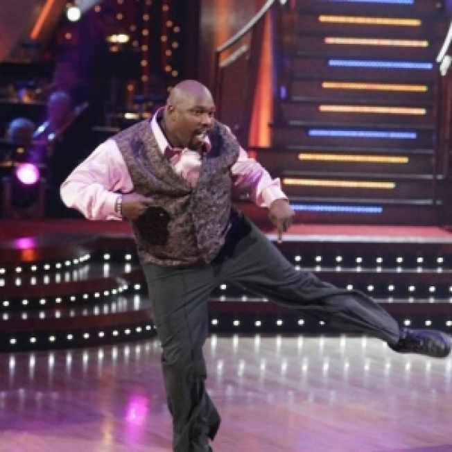 Mel B Weighs In On 'Dancing' Finale, Picks Warren Sapp To Win