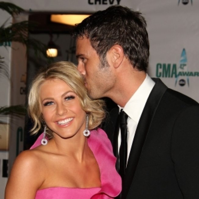 Julianne Hough On Marrying Chuck Wicks: 'We Definitely Want To Go There'