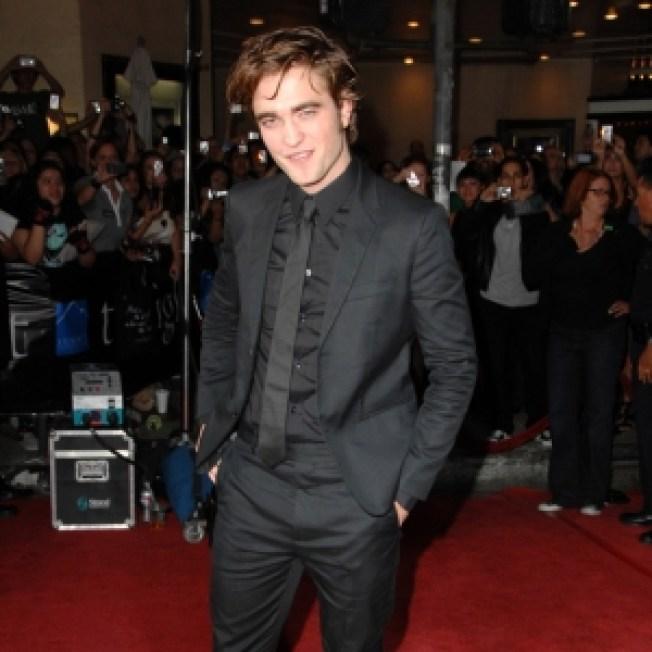 Robert Pattinson Tops EW's '10 Breakout Stars Of 2008'