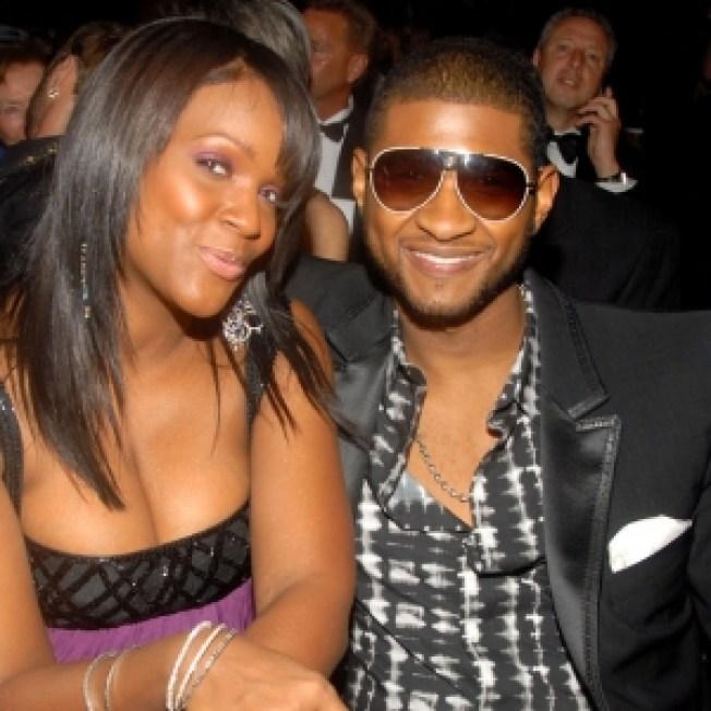 Usher's Wife Checks Out Of Brazil Hospital