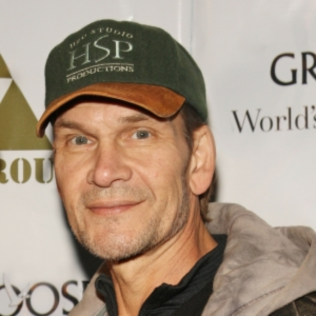 Patrick Swayze Will 'Write From Heart' In Upcoming Memoir
