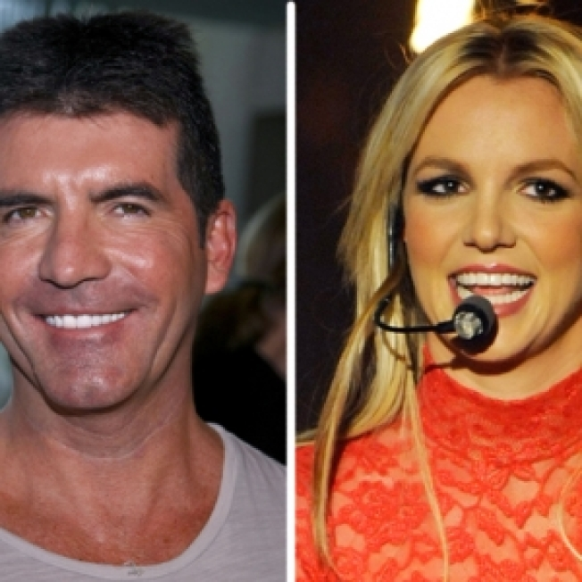 Simon Cowell On Britney Spears: 'I Think She Was In Awe Of Me'