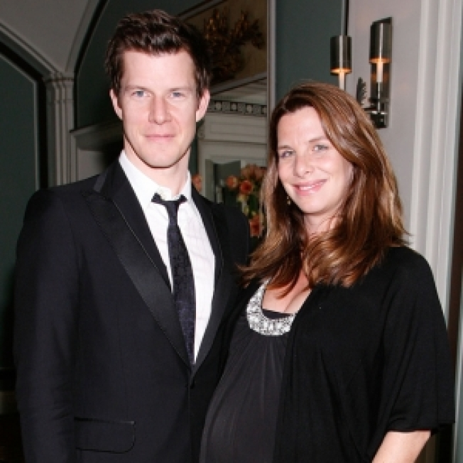 'Ugly Betty' Star Eric Mabius, Wife Welcome Second Child