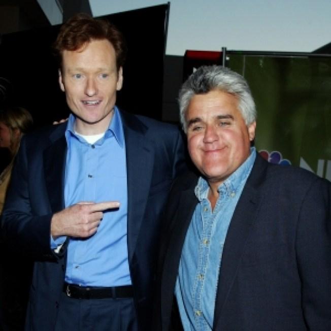 Conan O'Brien On Jay Leno's New Show: 'I Am Thrilled!'