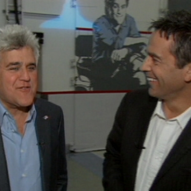 Leno Says New Show Will Have Higher Production Value & More Stunts