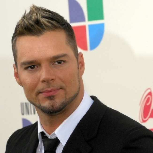 Ricky Martin On Fatherhood: 'I Don't Want To Miss A Moment'