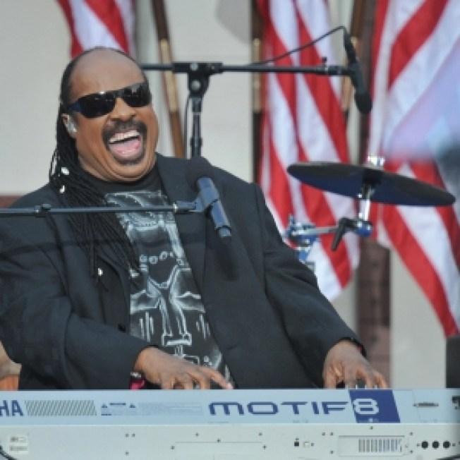 Stevie Wonder In Talks To Join 'Dancing'