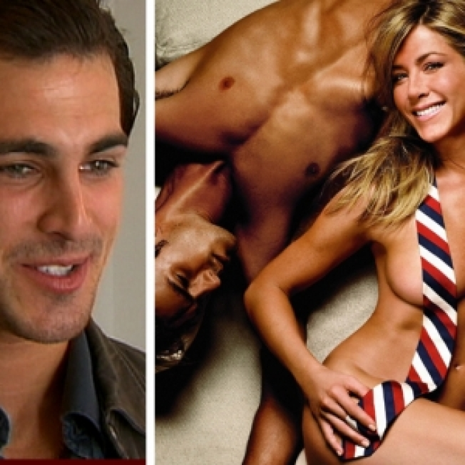 Meet Jennifer Aniston's GQ Nude Co-Model