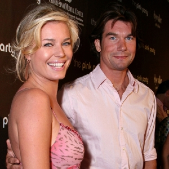 Rebecca Romijn Feeling 'Sexy As I Have Ever Felt' After Pregnancy