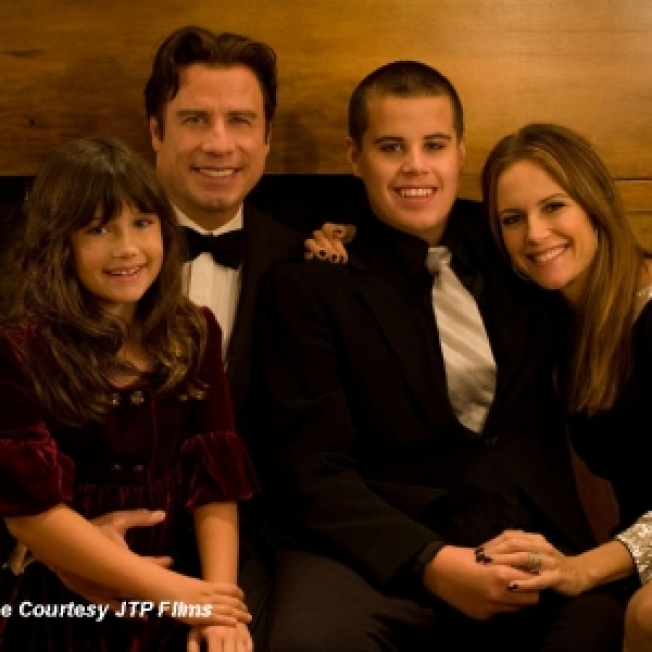 Private Memorial Set For Jett Travolta Today