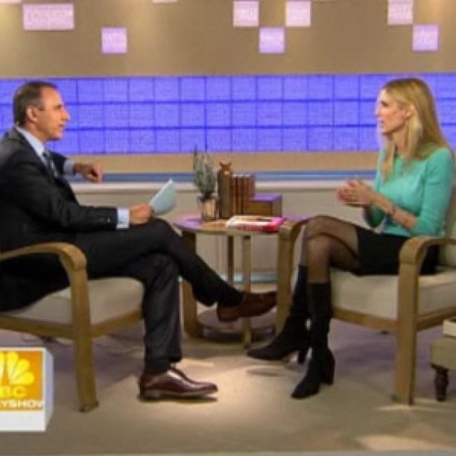 Matt Lauer Vs. Ann Coulter:  'Not Banned For Life'