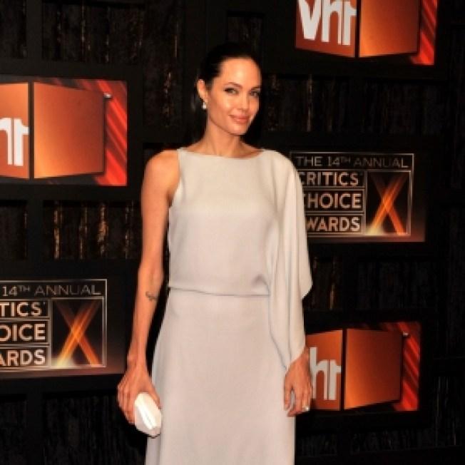 Angelina Jolie Considering Film Return