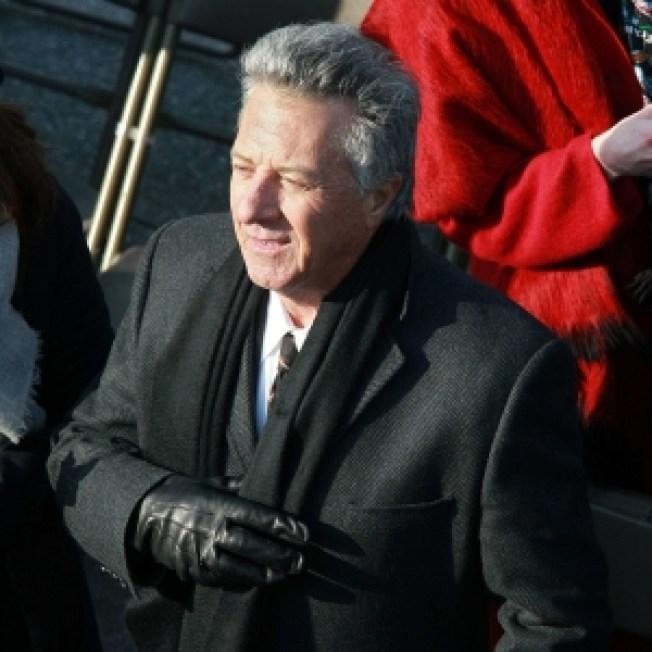 Dustin Hoffman Honored In Paris