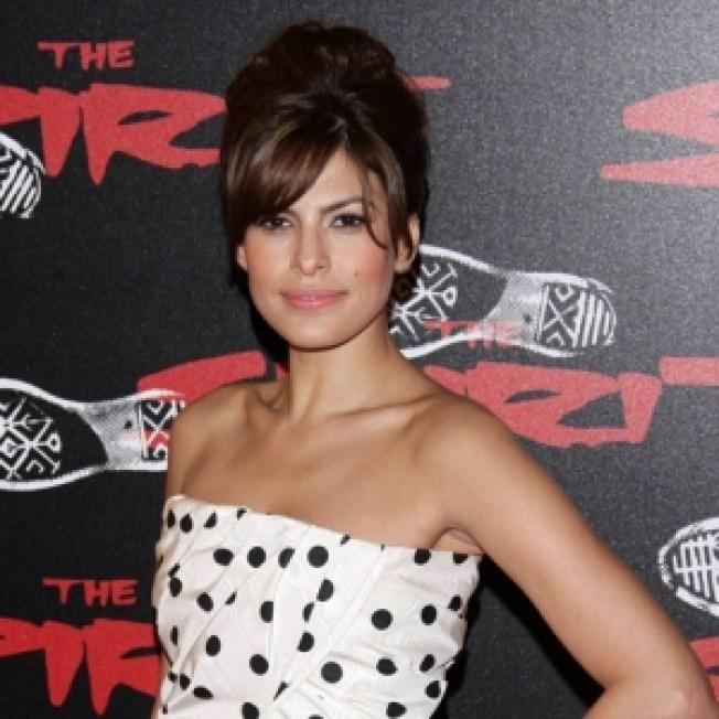 Eva Mendes Tops 'Most Desirable' List