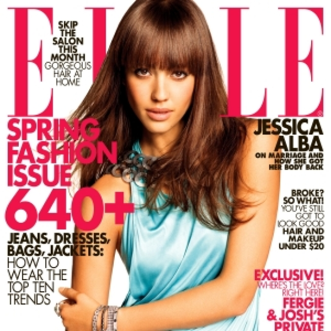 Jessica Alba On The 'Invasive' Paparazzi & Getting Back In Shape After Baby