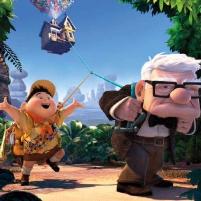 Pixar Goes 'Up' With $68.2 Million Box Office Weekend