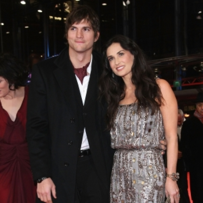 Demi Moore & Ashton Kutcher Lead PETA's Worst-Dressed List