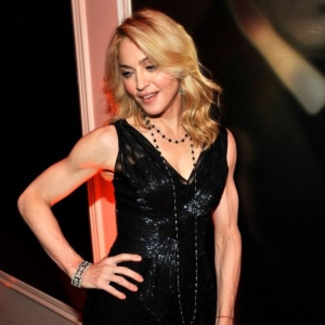 Madonna Calls Sean Penn's Oscar Victory Speech 'Amazing'