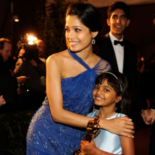 Dev Patel & Freida Pinto On 'Slumdog's' Big Oscar Night, Meeting Brad, Angelina & Will Smith