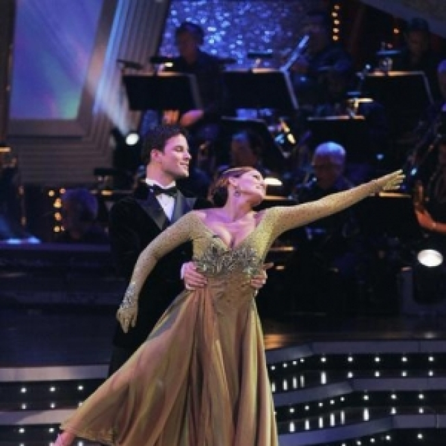 First Celebrity Cast Off Of 'Dancing'