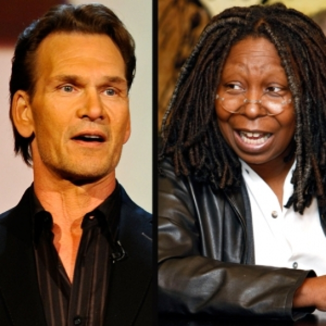 Whoopi Goldberg Talks Patrick Swayze: 'He's Living In The Moment'