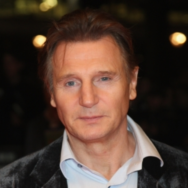 Liam Neeson Receives College Degree, Makes First Public Remarks Since Wife's Death