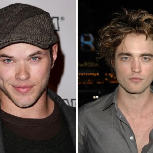 Kellan Lutz Talks His 'New Moon' Muscles, Robert Pattinson's 'Crazy Hairdo'