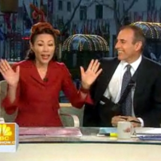 Matt Lauer Returns To 'Today' Following Deer Run-In