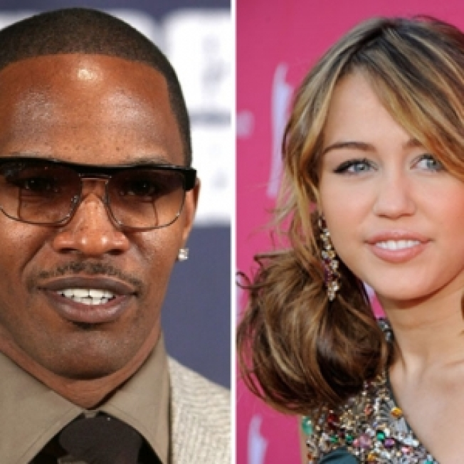 Jamie Foxx: 'Miley, I Apologize'