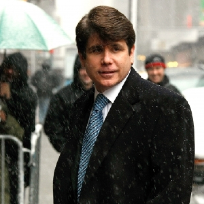 Blagojevich's Wife To Take Over 'I'm A Celebrity' Spot?
