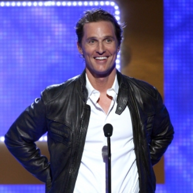 Matthew McConaughey Talks Marriage