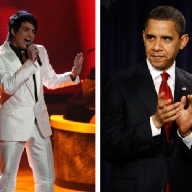President Obama To Visit 'American Idol'?
