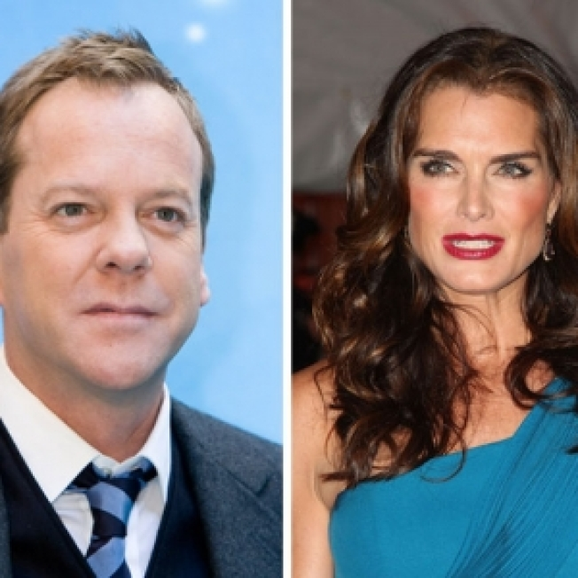 Report: Kiefer Sutherland Allegedly Headbutts Designer During Conversation With Brooke Shields