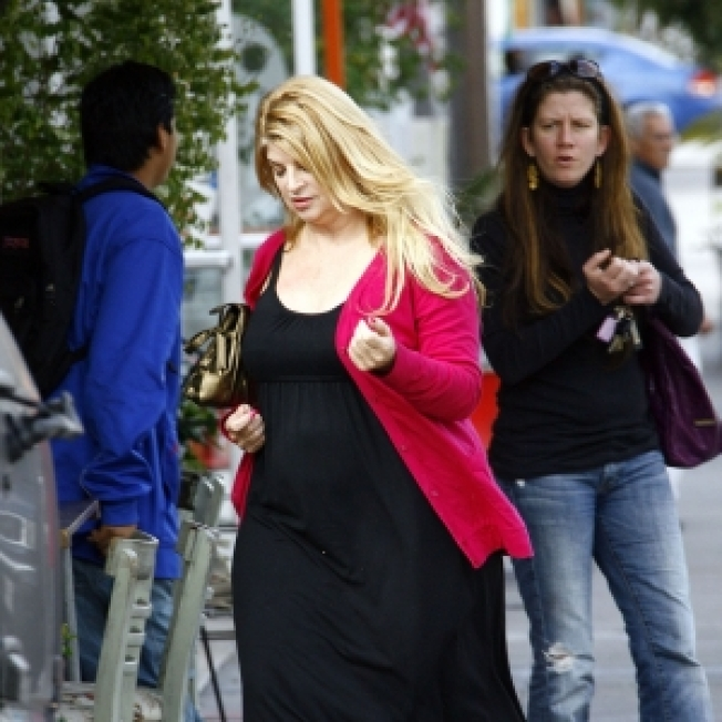 Kirstie Alley On Gaining Back 83 Pounds: 'There Was A Lot Of Butter Going On'